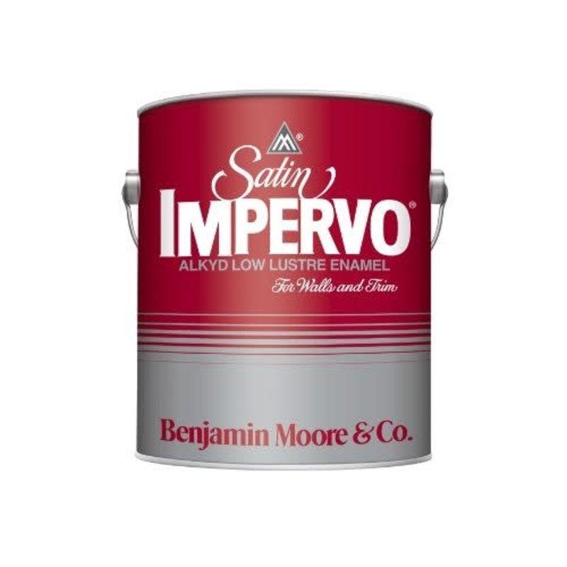 Benjamin Moore SATIN IMPERVO Alkyd Enamel