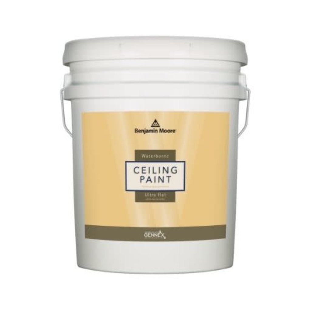 Benjamin Moore Waterborne Ceiling Paint Ultra Flat