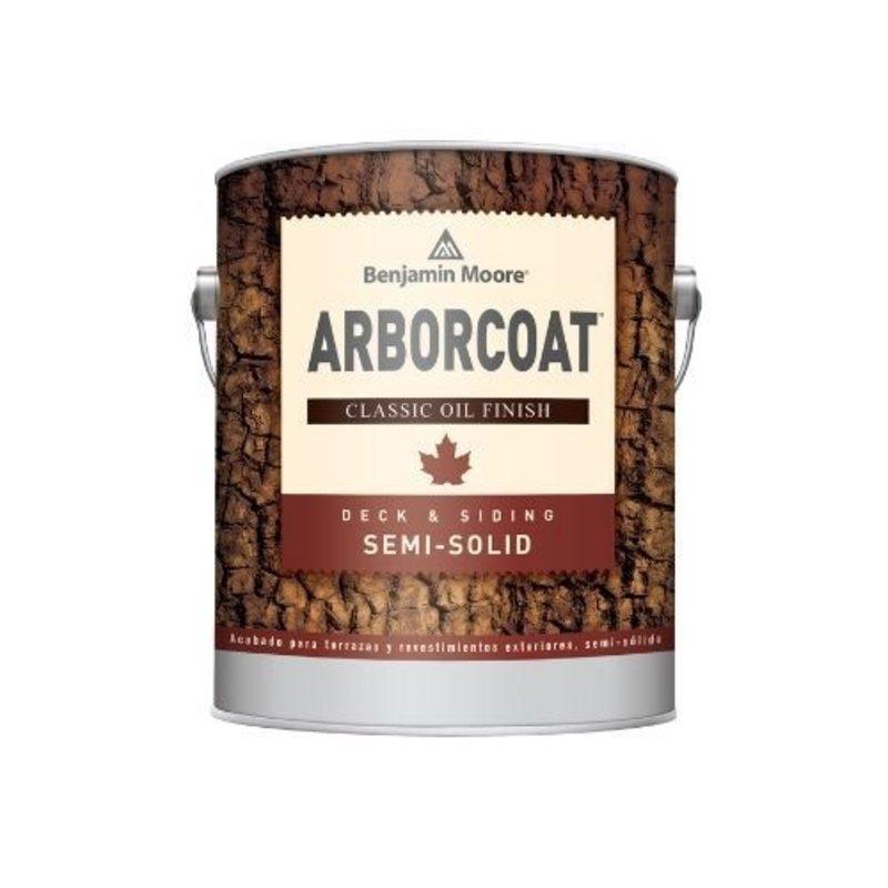 Benjamin Moore ARBORCOAT Exterior Stain Semi-Solid