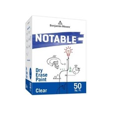 Benjamin Moore NOTABLE Dry Erase Paint