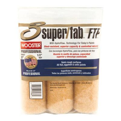 "Wooster SUPER/FAB® FTP® 9"" 1/2"" (3pk)"