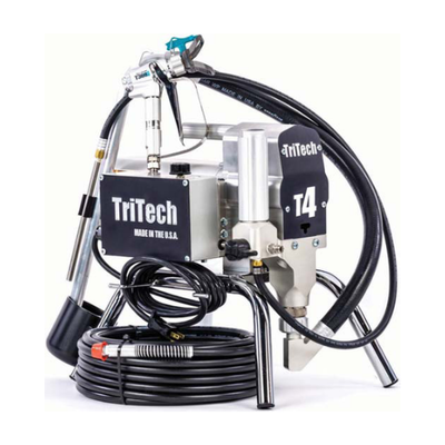 TriTech TriTech T4 Electric Airless