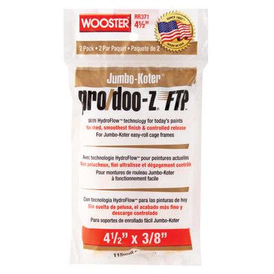 Wooster Wooster PRO/DOO-Z FTP JUMBO-KOTER (2pk)