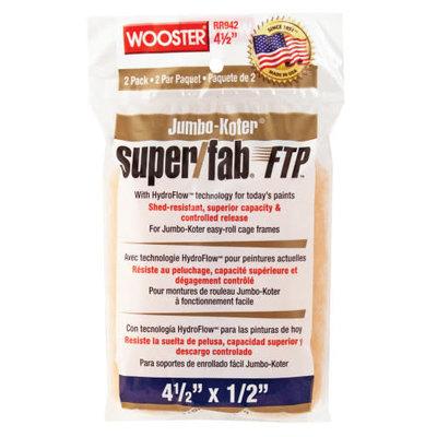 Wooster Wooster SUPER/FAB FTP JUMBO-KOTER (2pk)