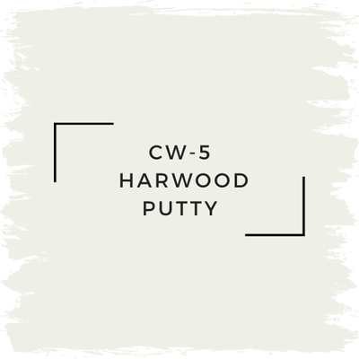 Benjamin Moore CW-5 Harwood Putty