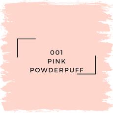 Benjamin Moore 001 Pink Powderpuff