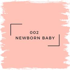 Benjamin Moore 002 Newborn Baby