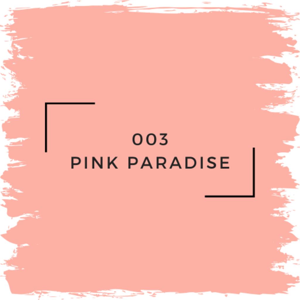 Benjamin Moore 003 Pink Paradise