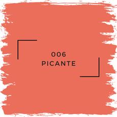 Benjamin Moore 006 Picante