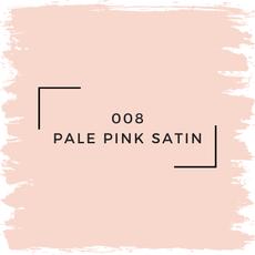 Benjamin Moore 008 Pale Pink Satin