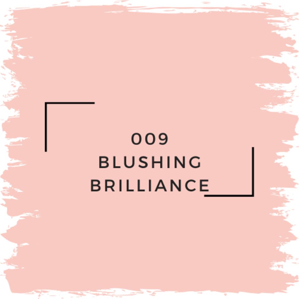 Benjamin Moore 009 Blushing Brilliance
