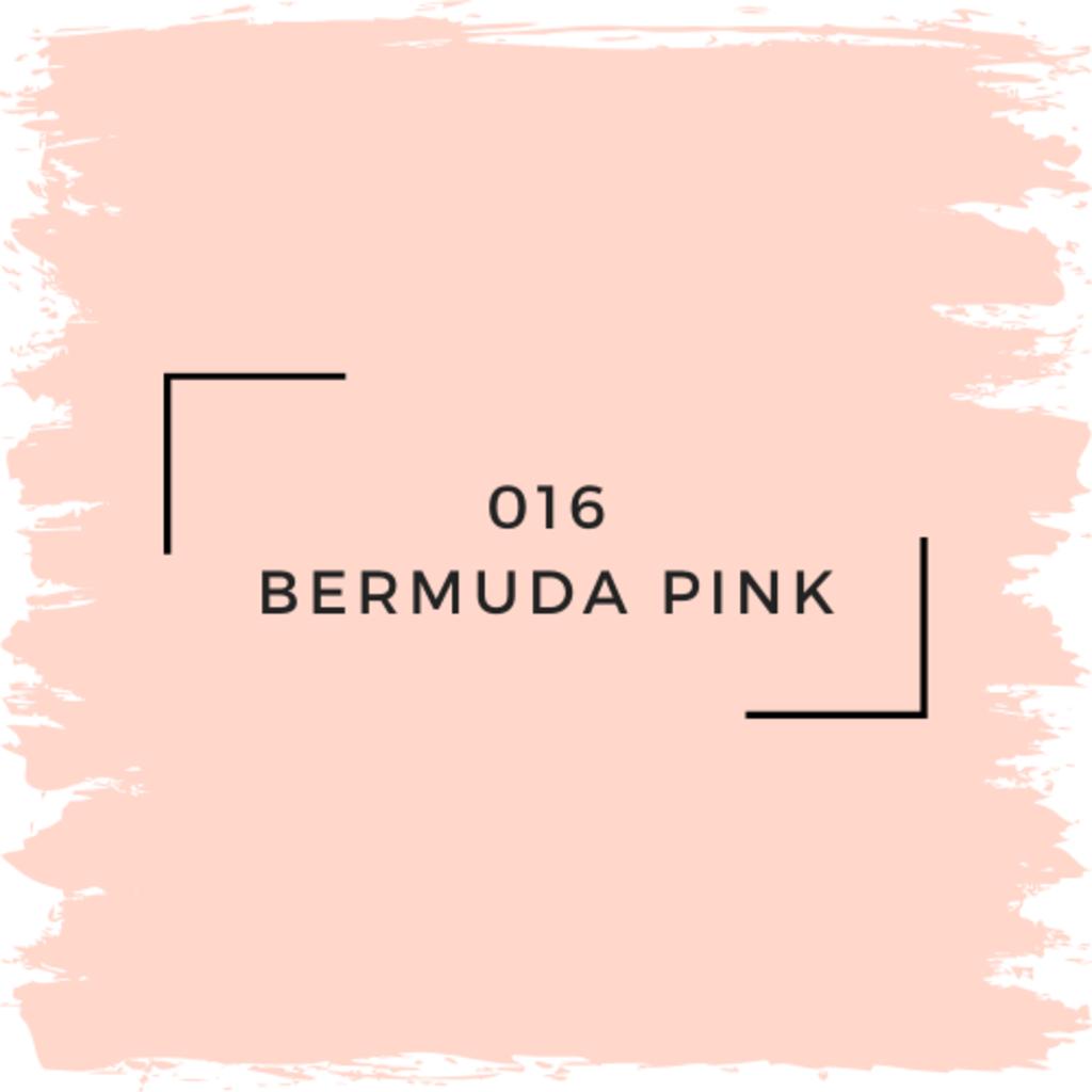 Benjamin Moore 016 Bermuda Pink