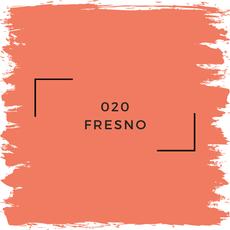 Benjamin Moore 020 Fresno