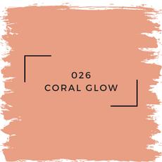 Benjamin Moore 026 Coral Glow