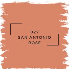 Benjamin Moore 027 San Antonio Rose