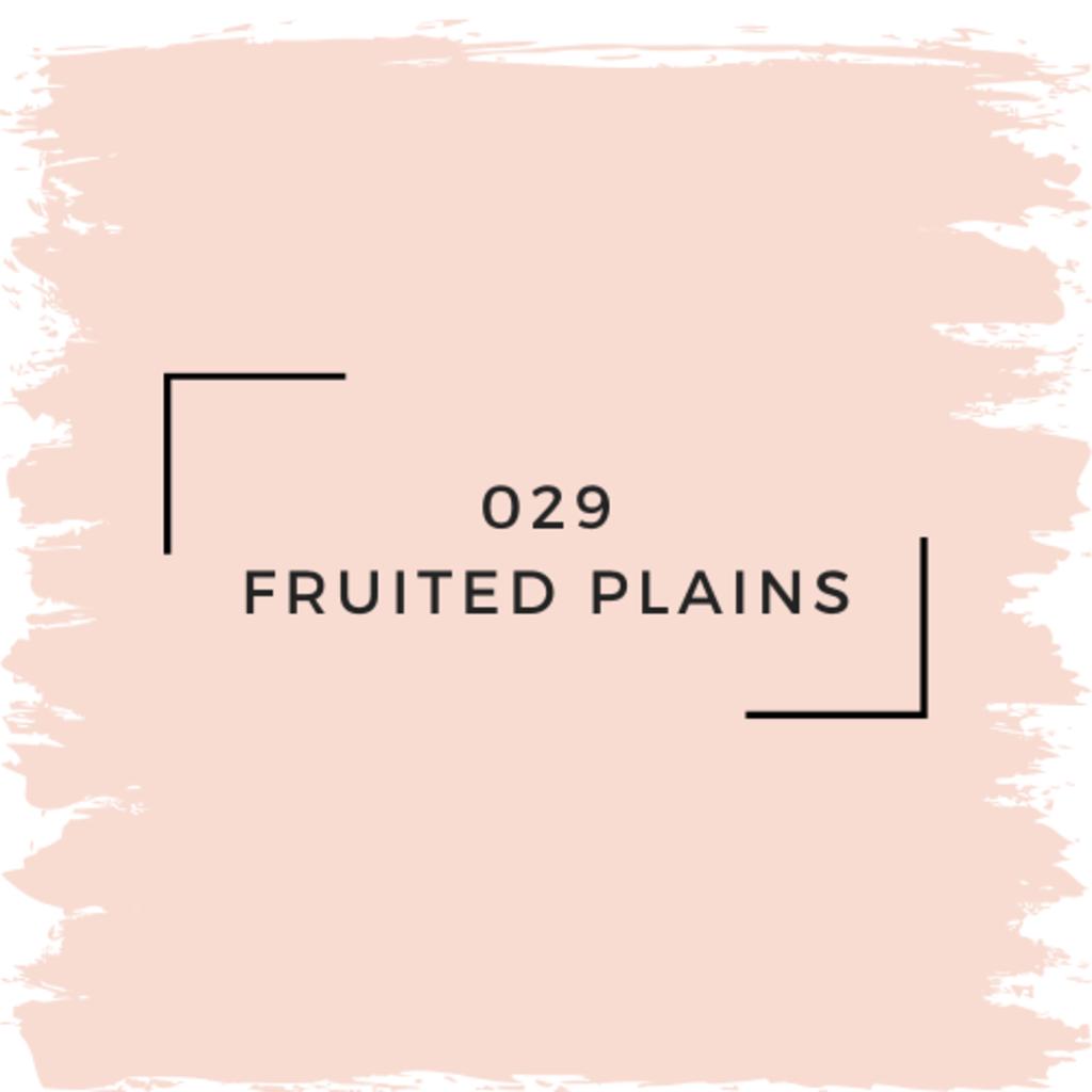 Benjamin Moore 029 Fruited Plains
