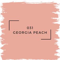 Benjamin Moore 031 Georgia Peach