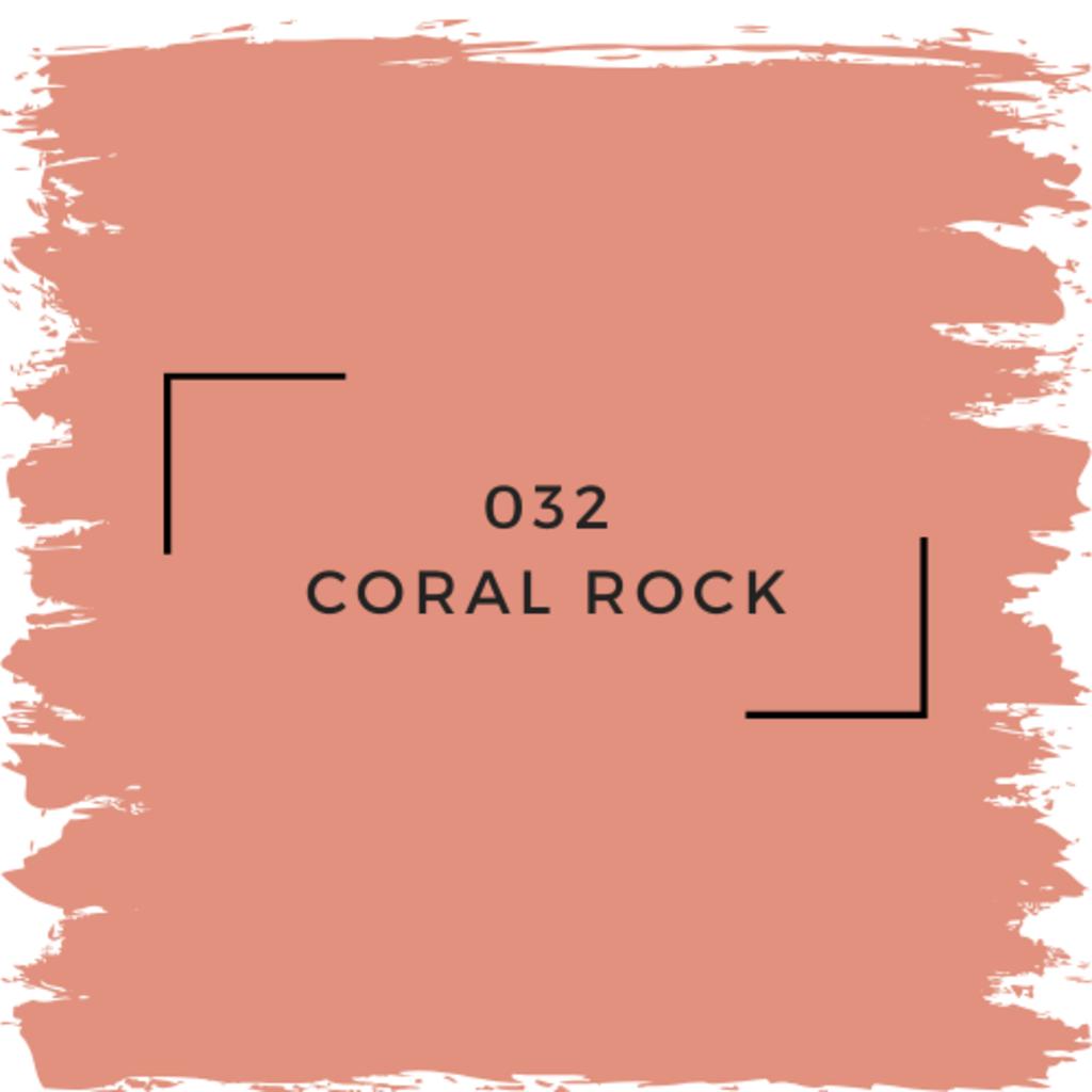 Benjamin Moore 032 Coral Rock