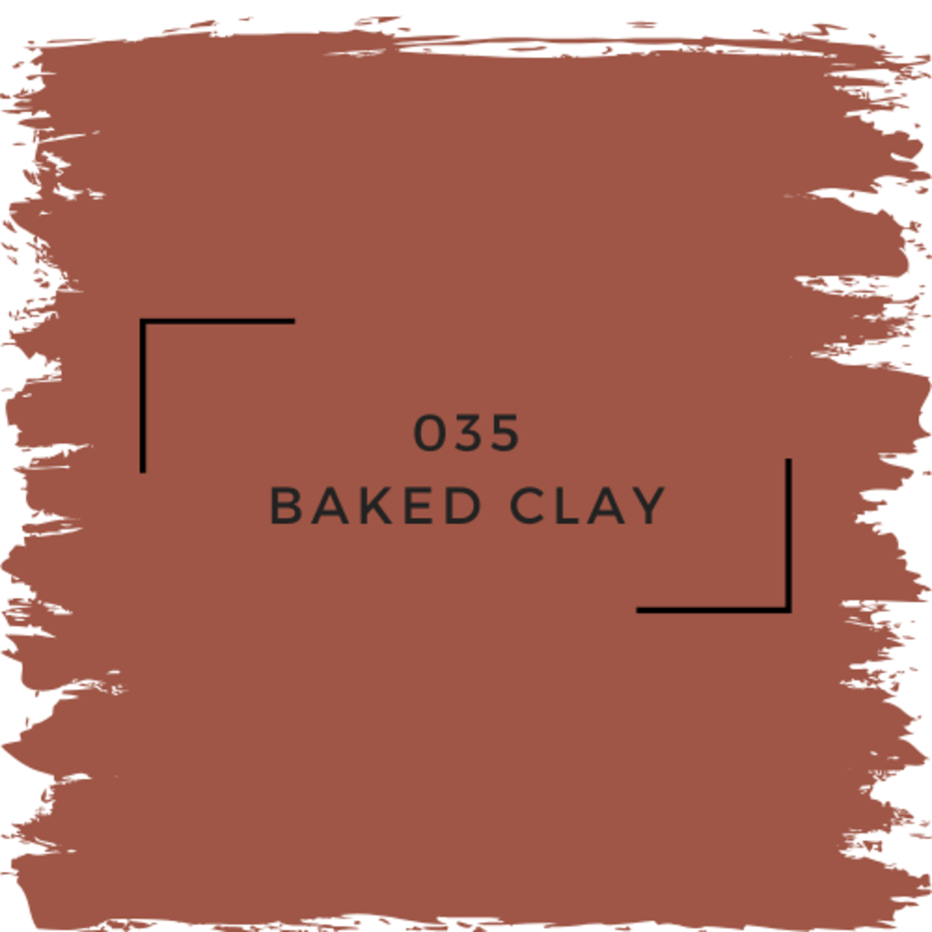 Benjamin Moore 035 Baked Clay