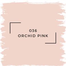 Benjamin Moore 036 Orchid Pink