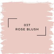 Benjamin Moore 037 Rose Blush
