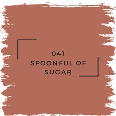 Benjamin Moore 041 Spoonful Of Sugar