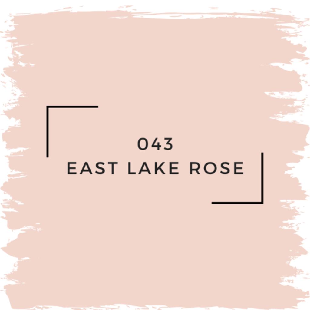 Benjamin Moore 043 East Lake Rose