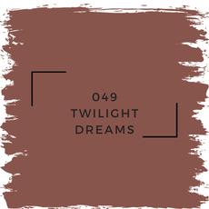 Benjamin Moore 049 Twilight Dreams
