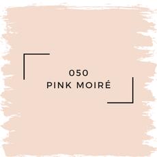 Benjamin Moore 050 Pink Moiré