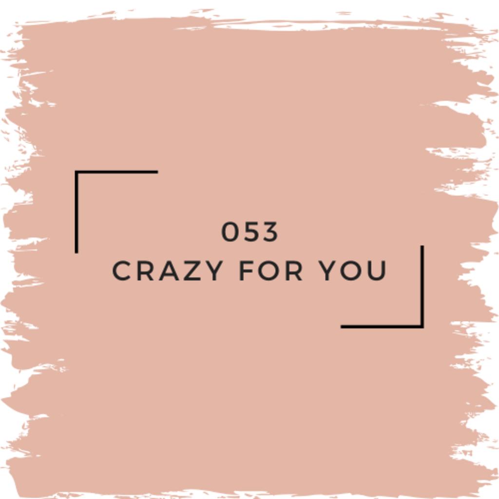 Benjamin Moore 053 Crazy For You
