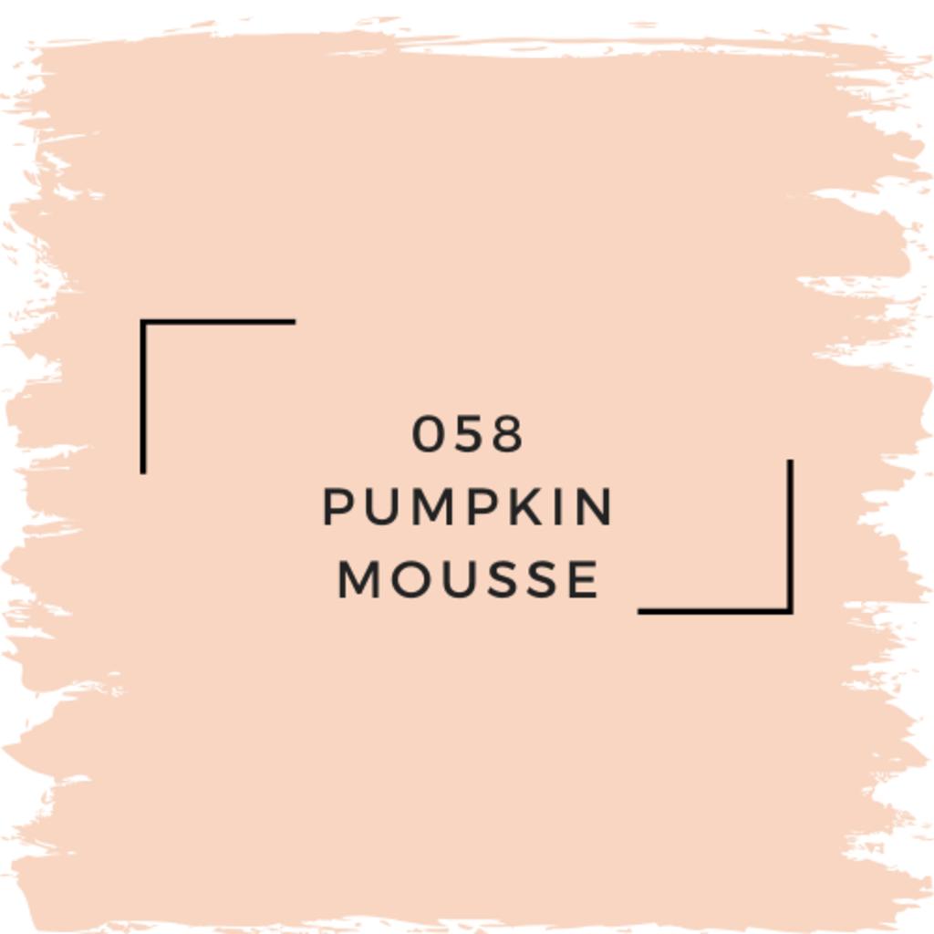 Benjamin Moore 058 Pumpkin Mousse