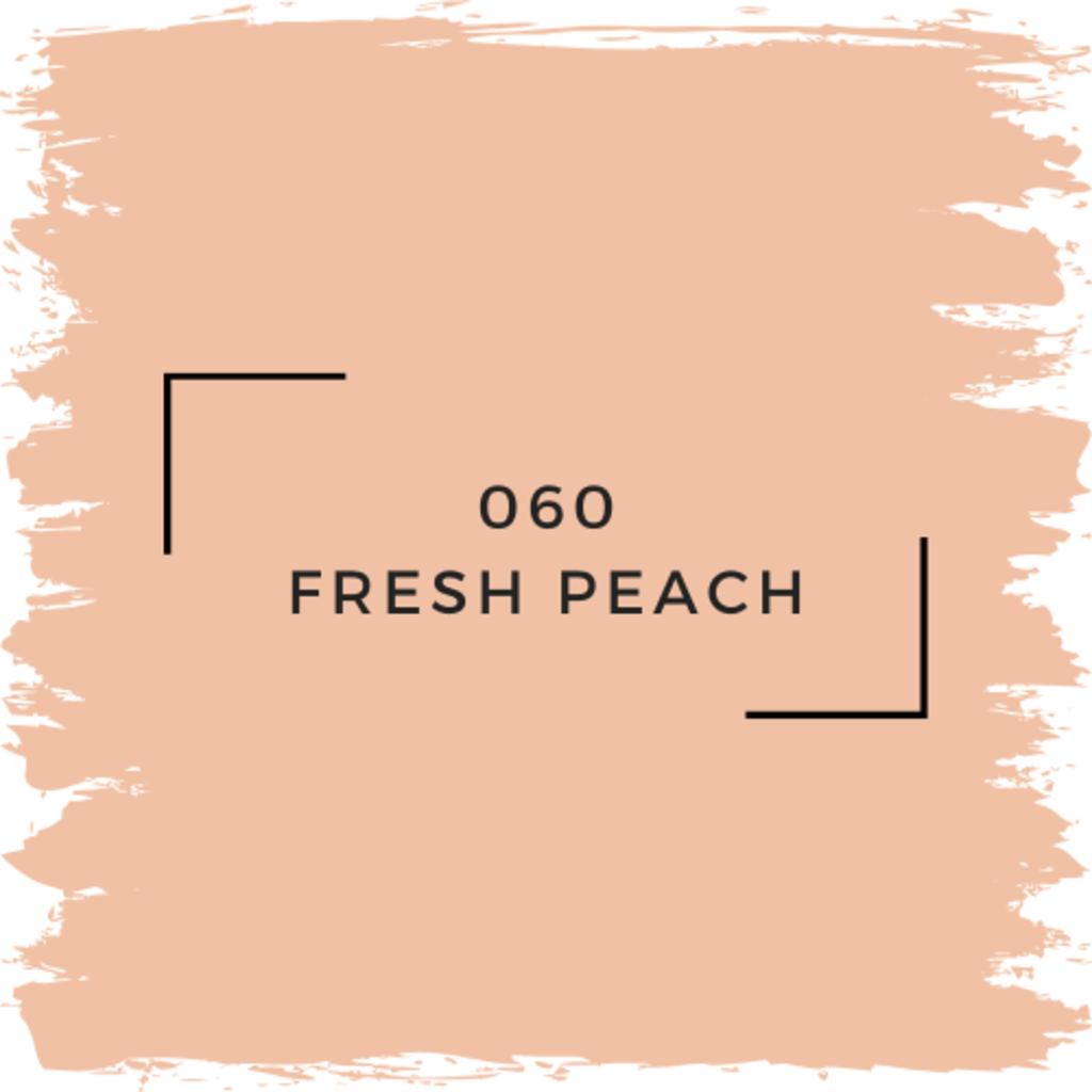 Benjamin Moore 060 Fresh Peach