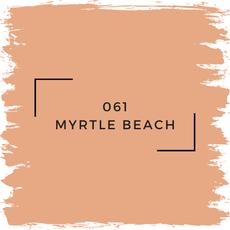 Benjamin Moore 061 Myrtle Beach
