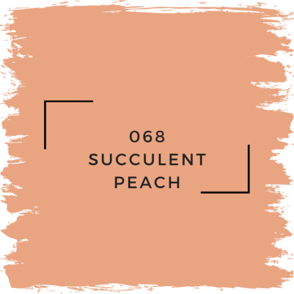 Benjamin Moore 068 Succulent Peach