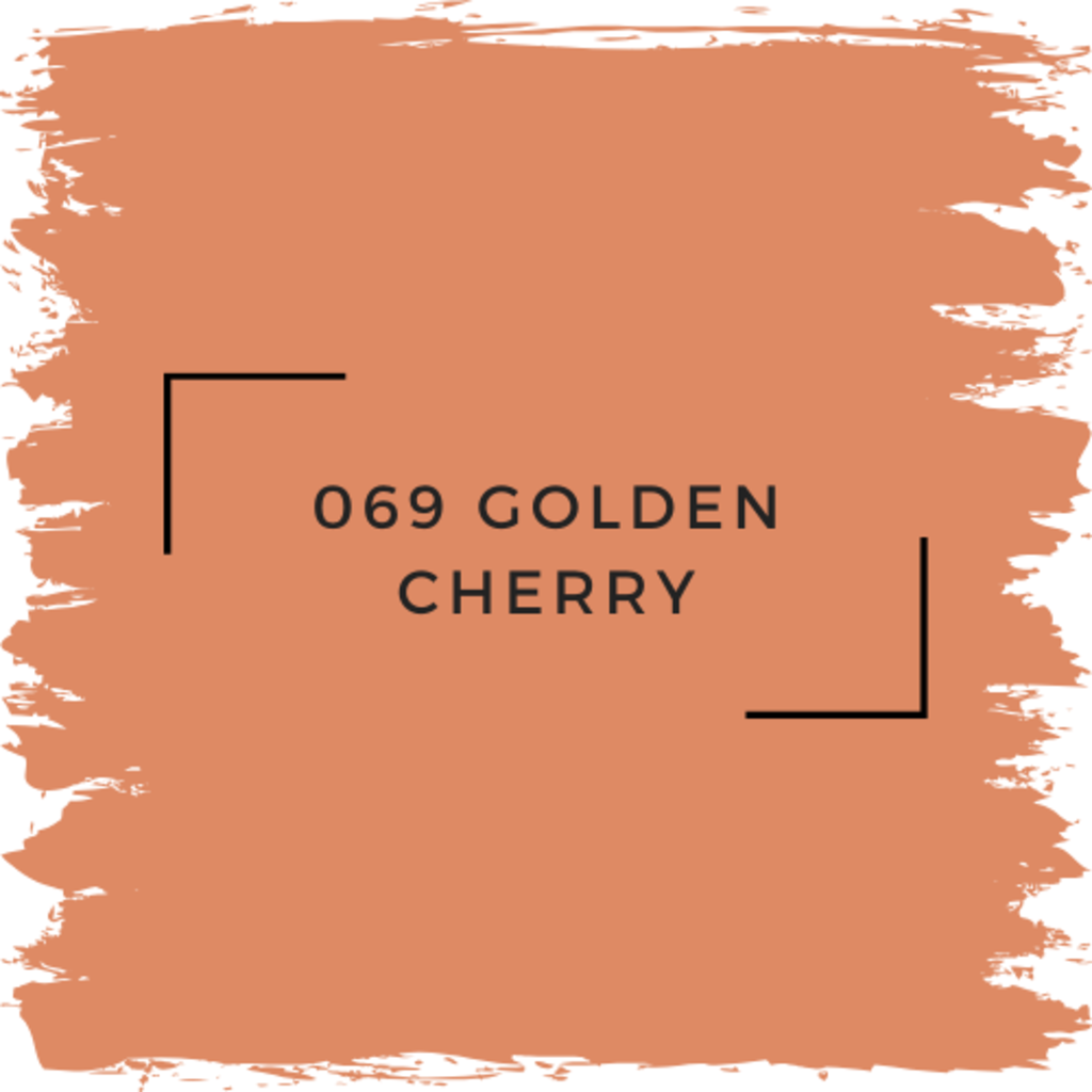 Benjamin Moore 069 Golden Cherry