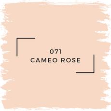 Benjamin Moore 071 Cameo Rose