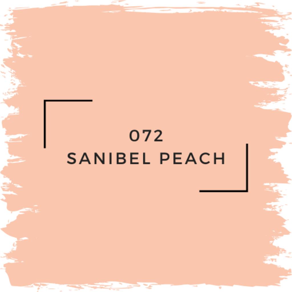 Benjamin Moore 072 Sanibel Peach