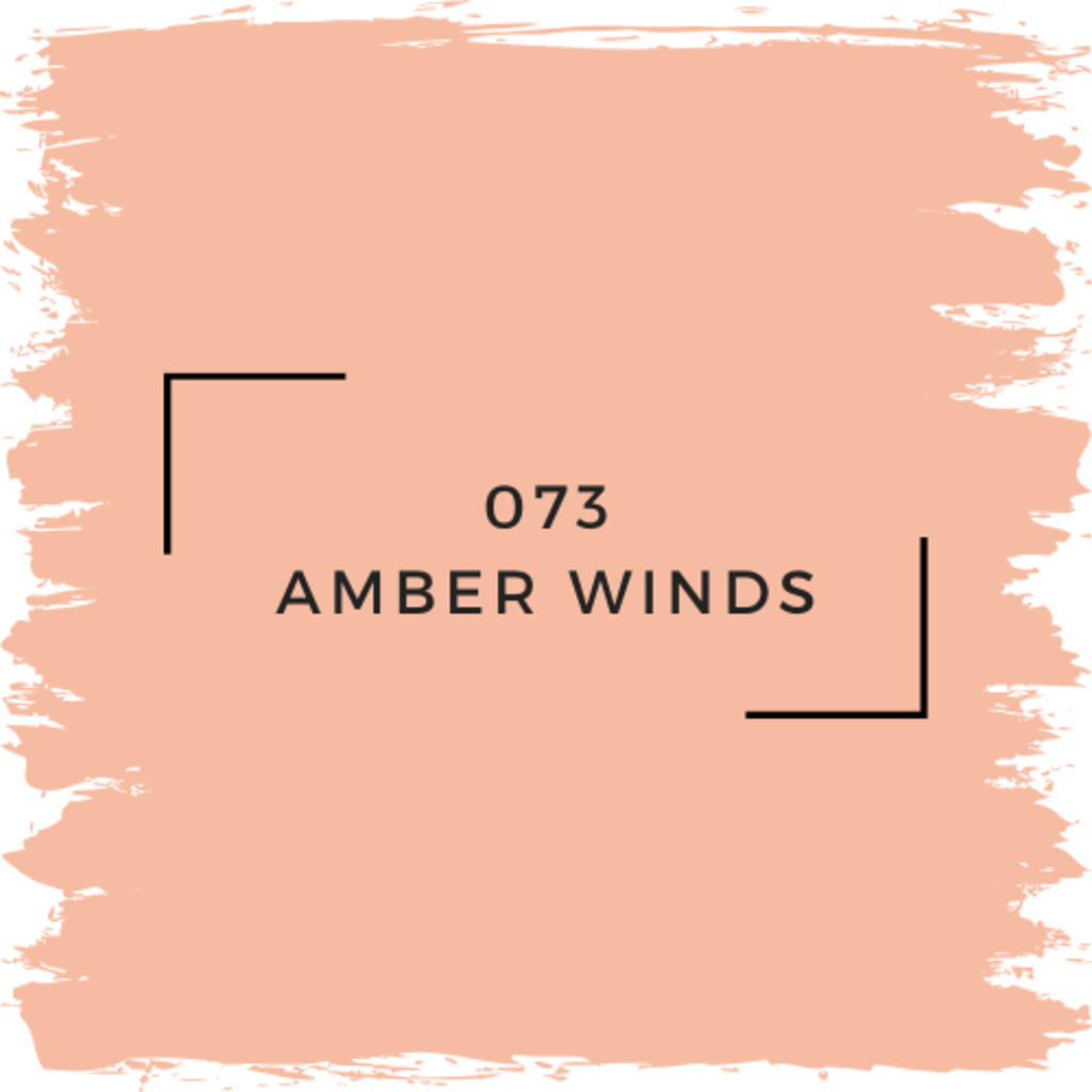 Benjamin Moore 073 Amber Winds
