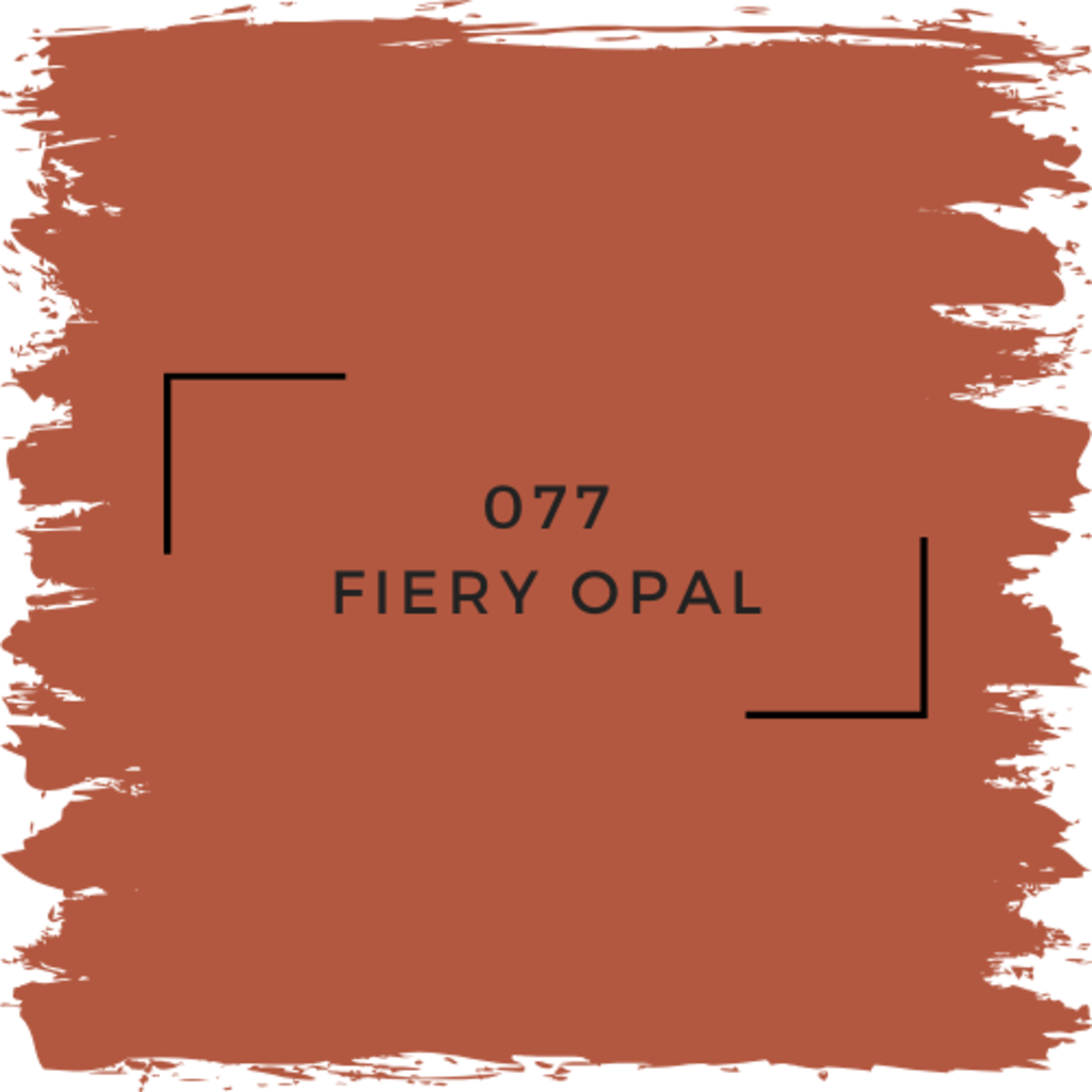 Benjamin Moore 077 Fiery Opal