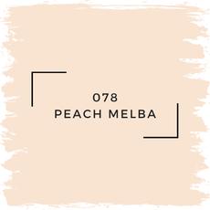 Benjamin Moore 078 Peach Melba