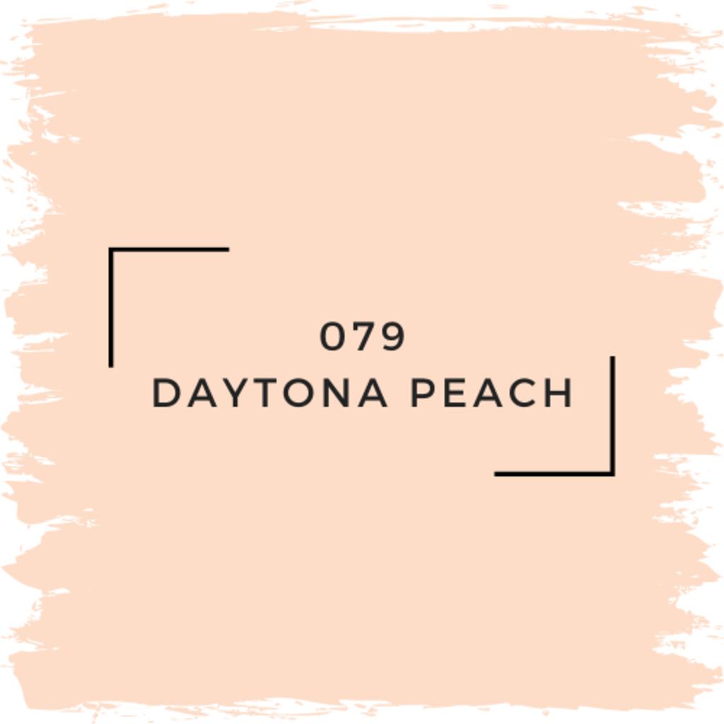 Benjamin Moore 079 Daytona Peach