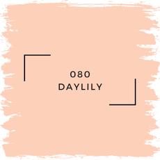 Benjamin Moore 080 Daylily