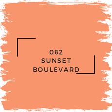 Benjamin Moore 082 Sunset Boulevard