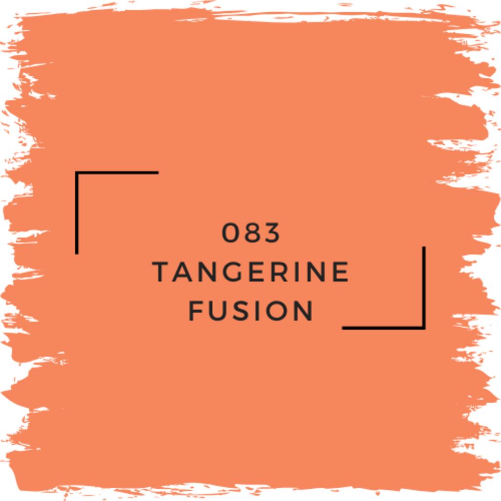 Benjamin Moore 083 Tangerine Fusion