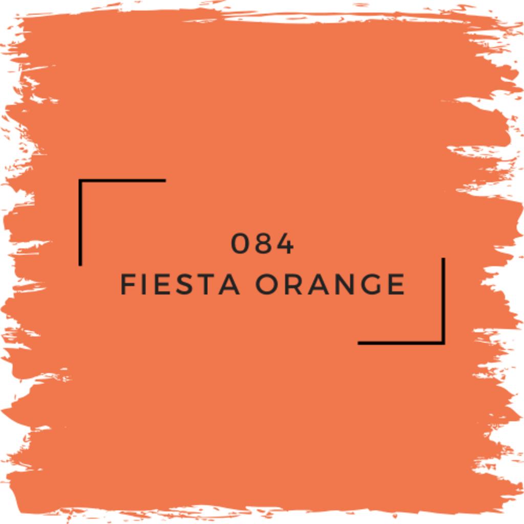 Benjamin Moore 084 Fiesta Orange