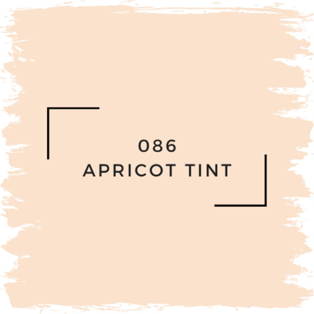 Benjamin Moore 086 Apricot Tint