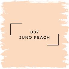 Benjamin Moore 087 Juno Peach