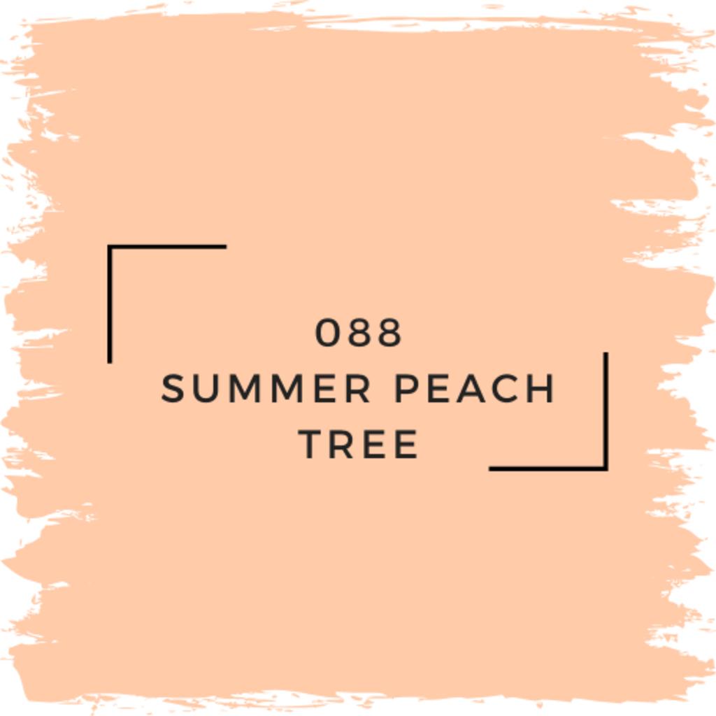 Benjamin Moore 088 Summer Peach Tree