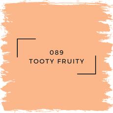 Benjamin Moore 089 Tooty Fruity
