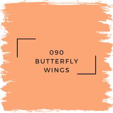 Benjamin Moore 090 Butterfly Wings